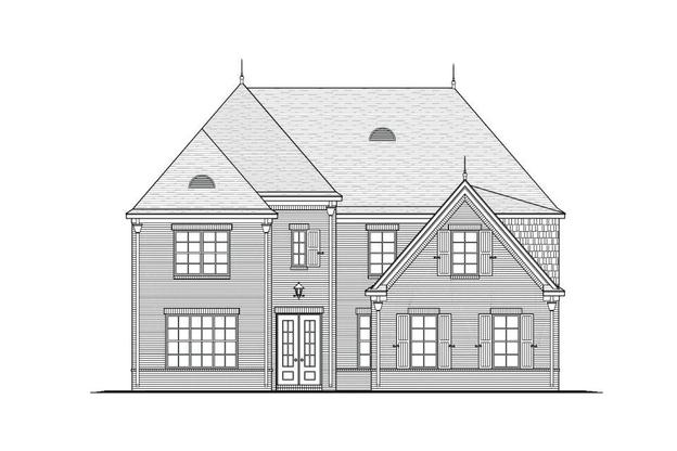 Annesdale Elevation A