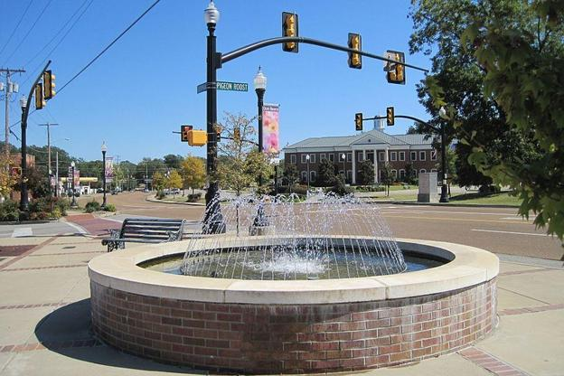 Downtown Olive Branch