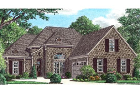 Windsor park bartlett in memphis tn new homes floor - 5 bedroom homes for sale in olive branch ms ...