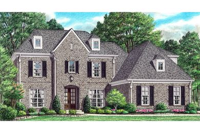 Stonebridge Rolling Meadows Collierville Tennessee Regency Homebuilders