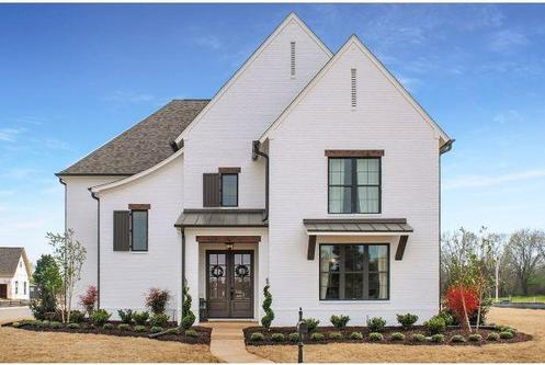 Fleming Ridge By Regency Homebuilders In Memphis Tennessee