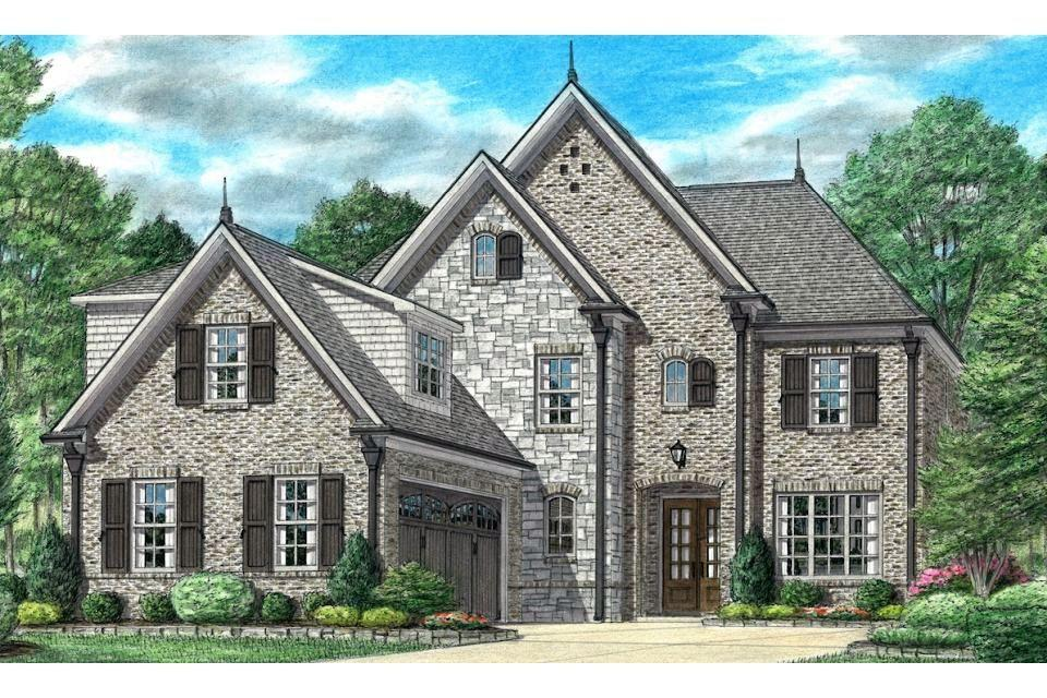 New Construction Homes Amp Plans In Bartlett Tn 396 Homes