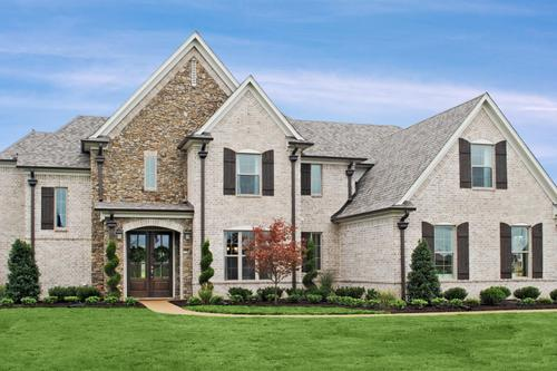 South Branch by Regency Homebuilders in Memphis Mississippi