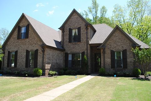 Rolling Meadows By Regency Homebuilders In Memphis Tennessee