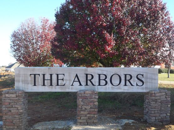 The Arbors:Entrance
