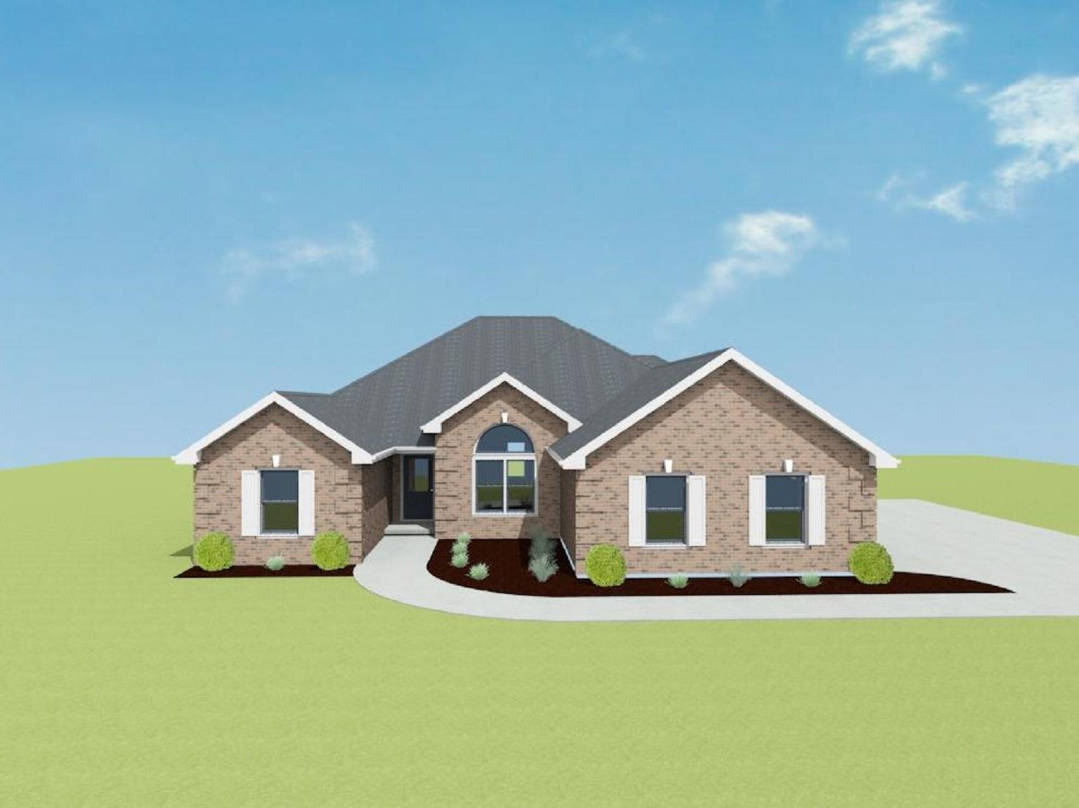 Exterior featured in the MapleValley B By Legacy Premier Homes  in Huntsville, AL