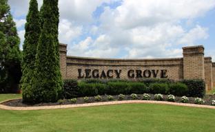Legacy Grove by Legacy Premier Homes in Huntsville Alabama