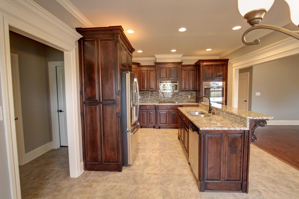Kitchen featured in the Timberland A[1] By Legacy Premier Homes  in Huntsville, AL