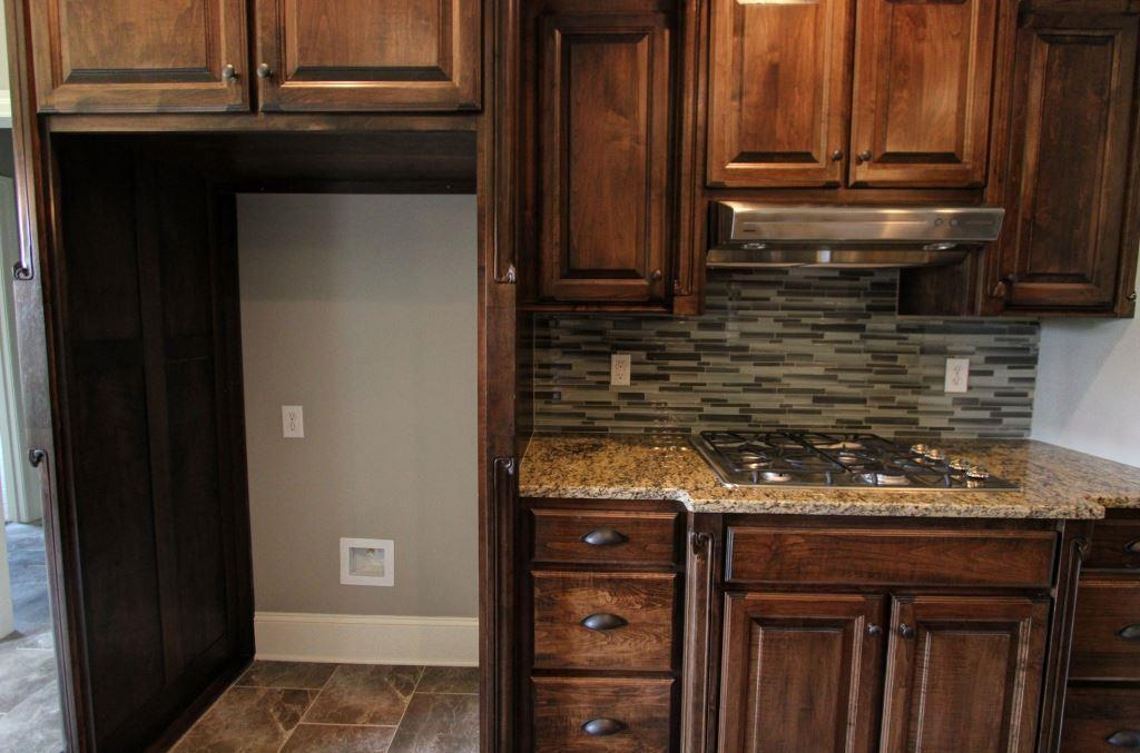 Kitchen featured in the Timberland A--1 By Legacy Premier Homes  in Huntsville, AL