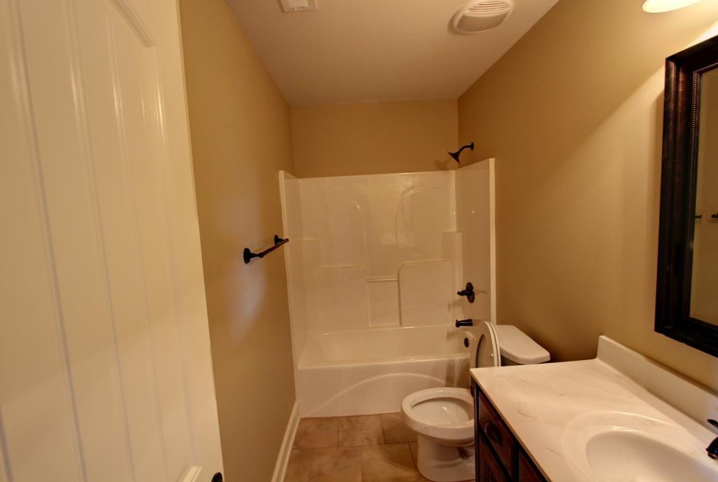 Bathroom featured in the Timberland A[1] By Legacy Premier Homes  in Huntsville, AL