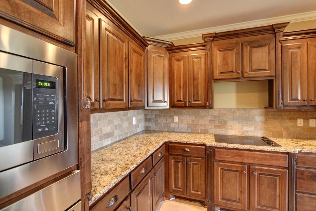 Kitchen featured in the Thomasdale C-1 By Legacy Premier Homes  in Huntsville, AL