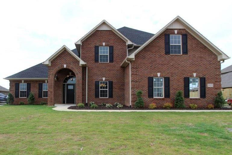 Exterior featured in the Greendale C[1] By Legacy Premier Homes  in Huntsville, AL