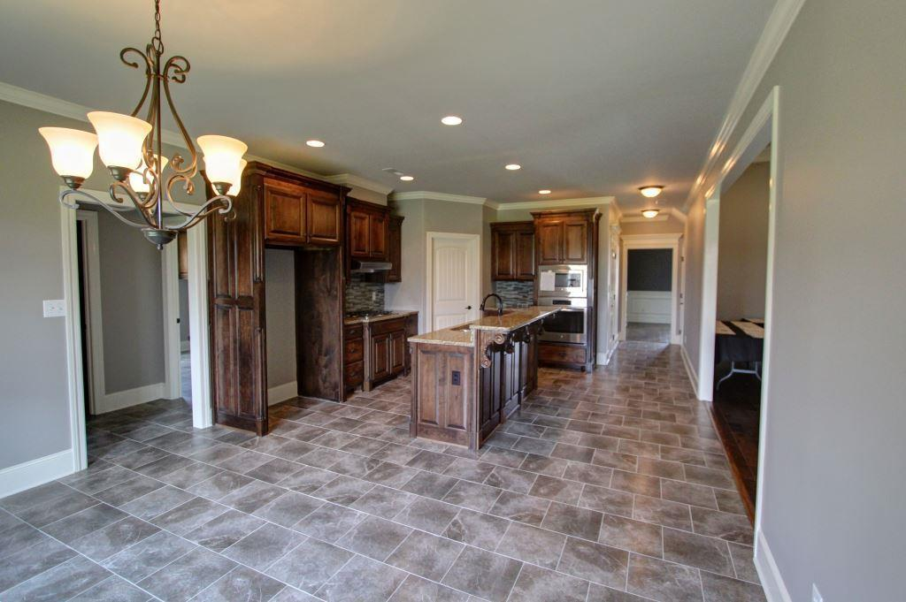 Kitchen featured in the Greendale C[1] By Legacy Premier Homes  in Huntsville, AL