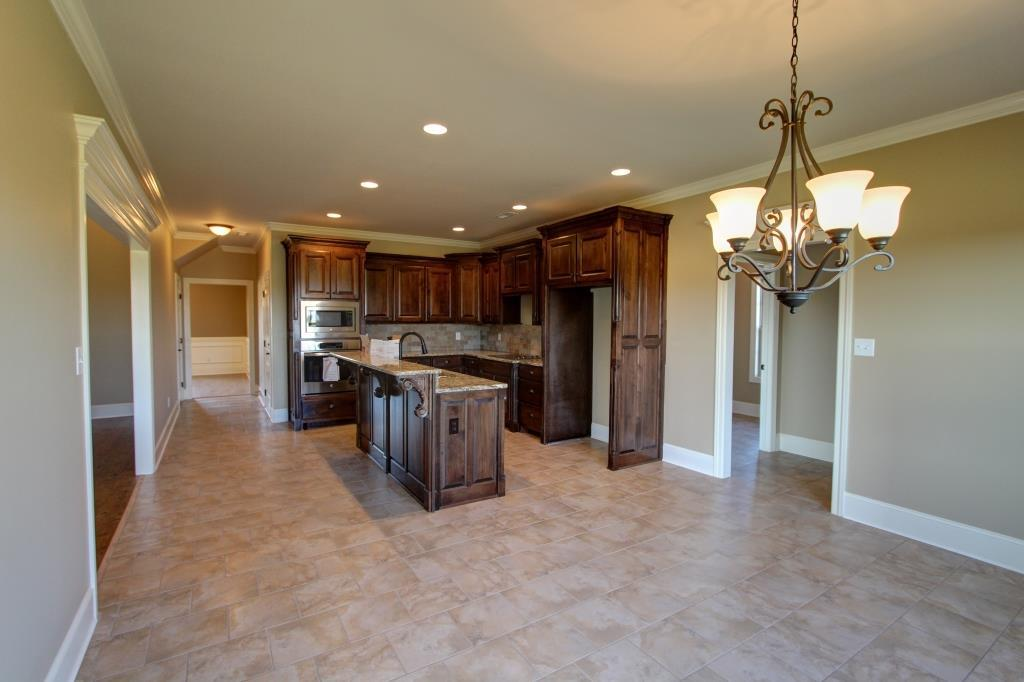 Kitchen featured in the Thomashill C[1] By Legacy Premier Homes  in Huntsville, AL