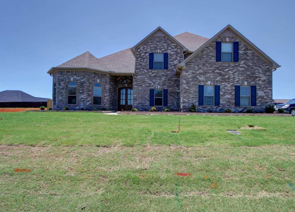 Exterior featured in the Greenland C-1 By Legacy Premier Homes  in Huntsville, AL