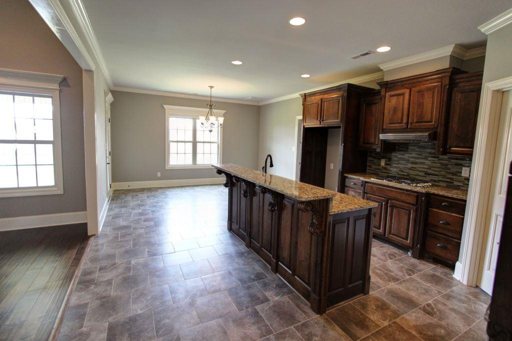 Kitchen featured in the Greenland C-1 By Legacy Premier Homes  in Huntsville, AL