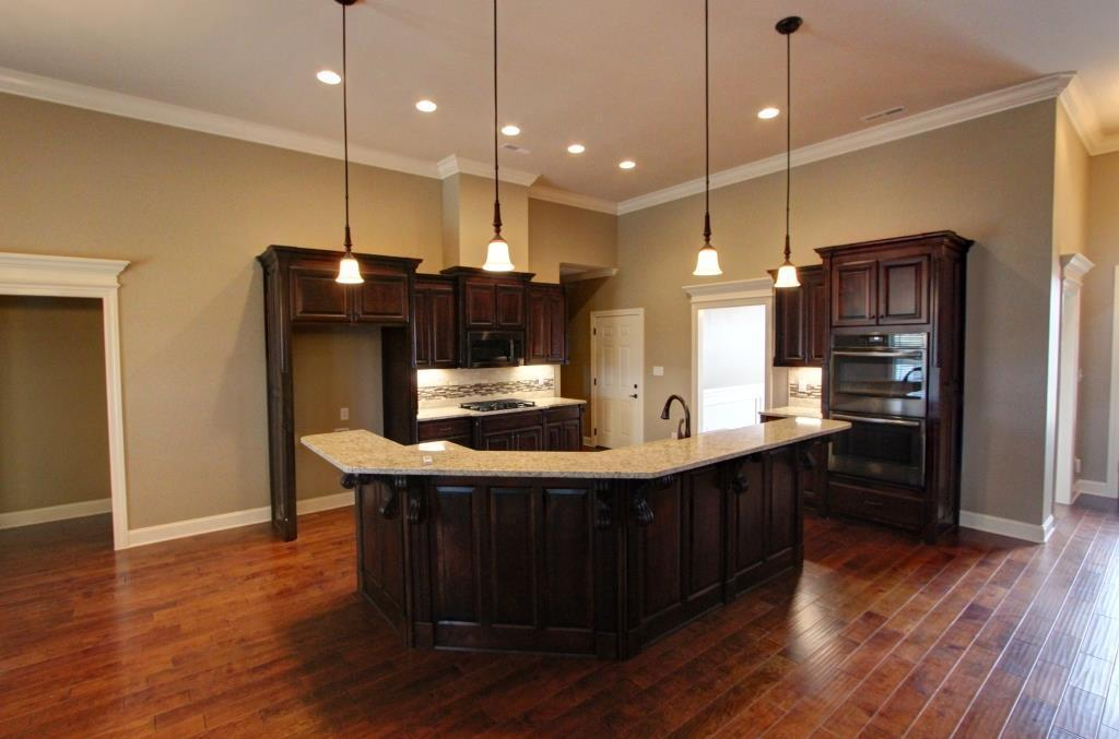 Kitchen featured in the Winchester B-1 By Legacy Premier Homes  in Huntsville, AL