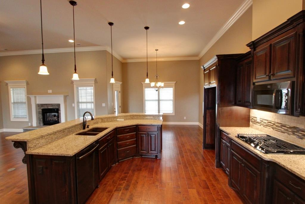 Kitchen featured in the Winchester B[1] By Legacy Premier Homes  in Huntsville, AL