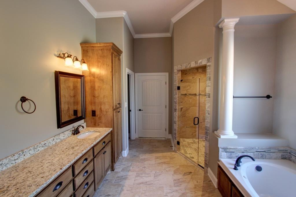 Bathroom featured in the Winchester B[1] By Legacy Premier Homes  in Huntsville, AL