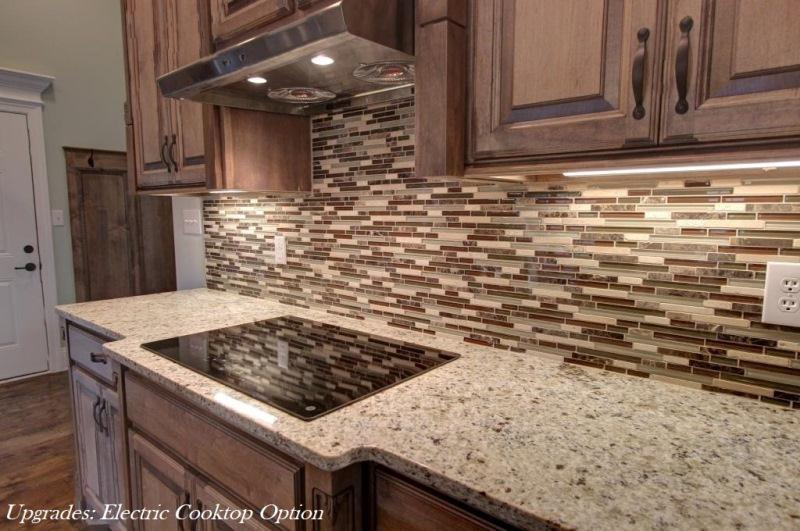 Kitchen featured in the Cambridge C[1] By Legacy Premier Homes  in Huntsville, AL