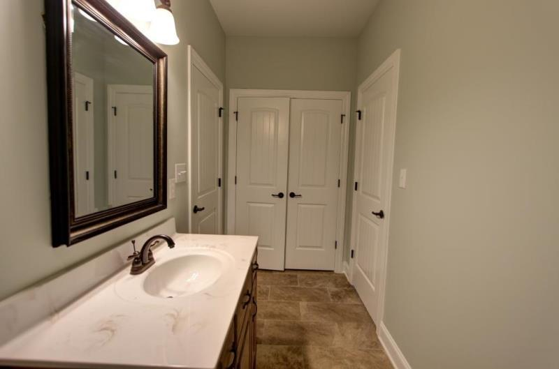 Bathroom featured in the Cambridge C-1 By Legacy Premier Homes  in Huntsville, AL