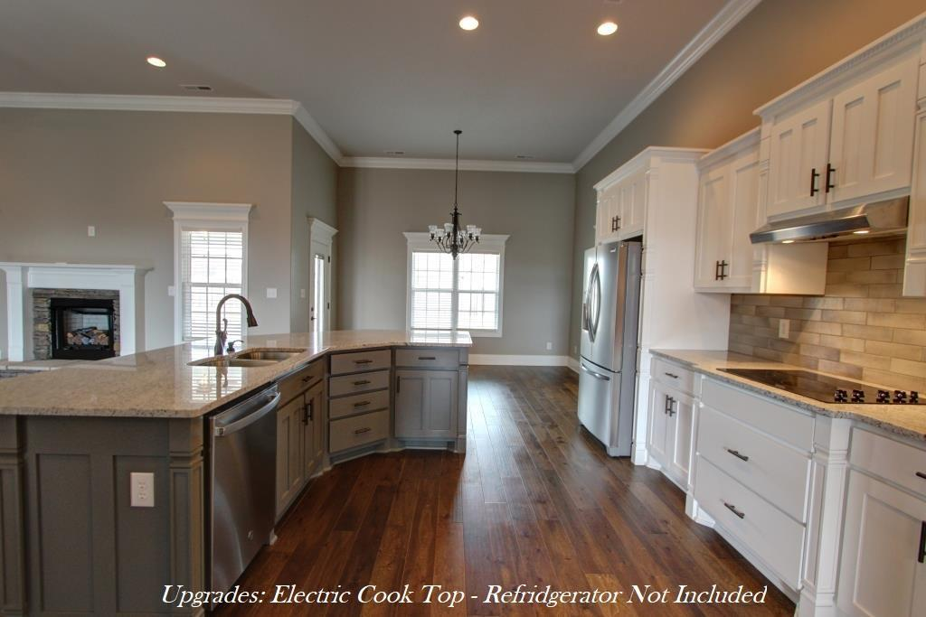 Kitchen featured in the Manchester B[1] By Legacy Premier Homes  in Huntsville, AL