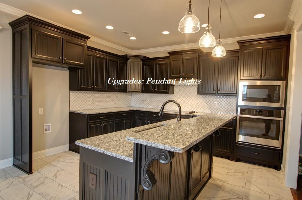 Kitchen featured in the Forestdale D[1] By Legacy Premier Homes  in Huntsville, AL