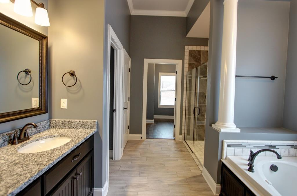 Bathroom featured in the Forestdale D[1] By Legacy Premier Homes  in Huntsville, AL