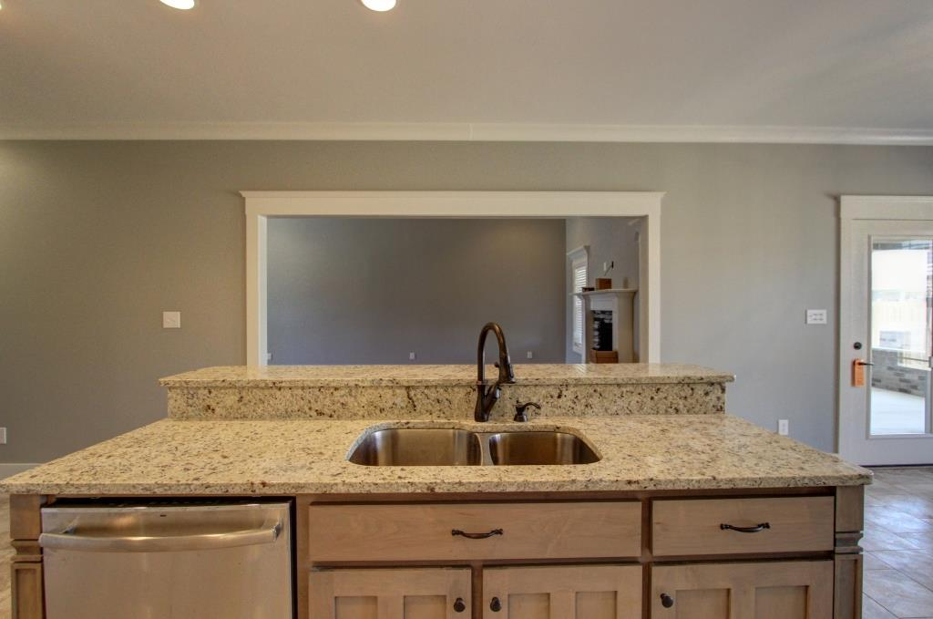 Kitchen featured in the Hearthstone A_1 By Legacy Premier Homes  in Huntsville, AL