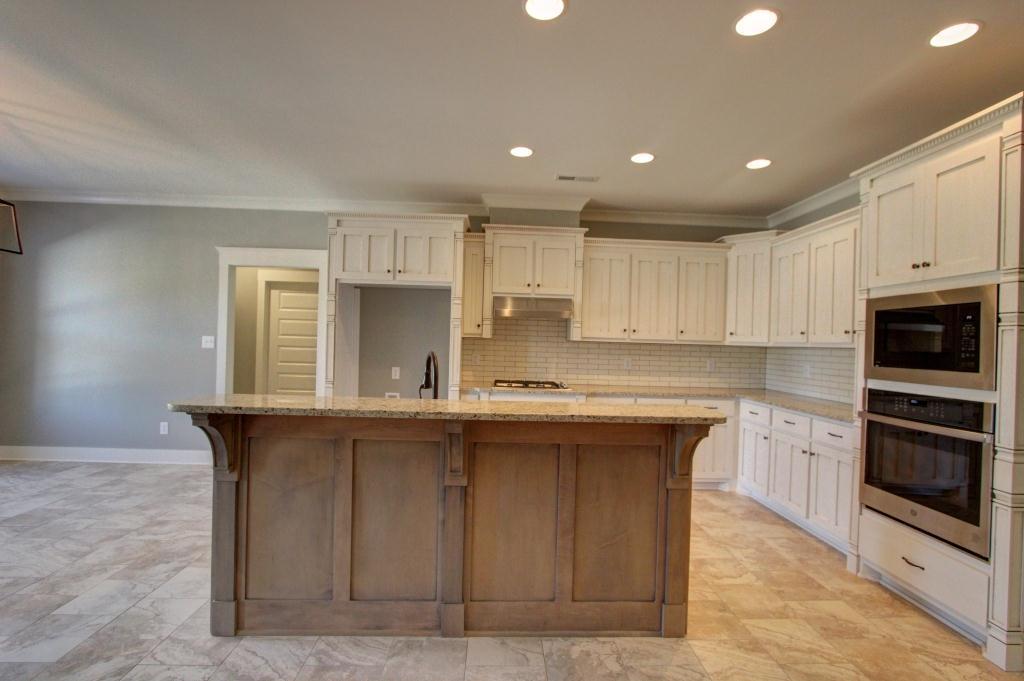 Kitchen featured in the Hearthstone II A_1 By Legacy Premier Homes  in Huntsville, AL