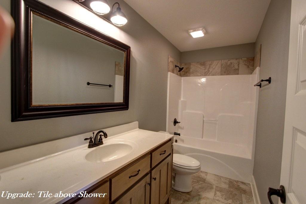 Bathroom featured in the Hearthstone II A[1] By Legacy Premier Homes  in Huntsville, AL