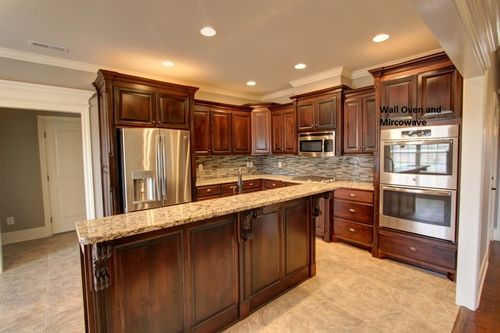 Kitchen-in-Foresthill B_1-at-Legacy Grove-in-Athens