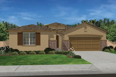 New Construction Homes And Floor Plans In Bakersfield Ca