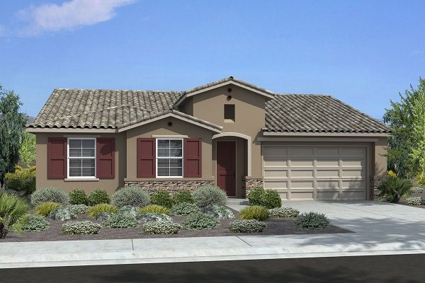 Exterior featured in the Residence 1858 By Legacy Homes in Kingman-Lake Havasu City, AZ