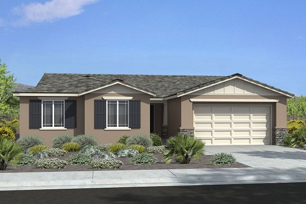 Exterior featured in the Residence 2050 By Legacy Homes in Kingman-Lake Havasu City, AZ