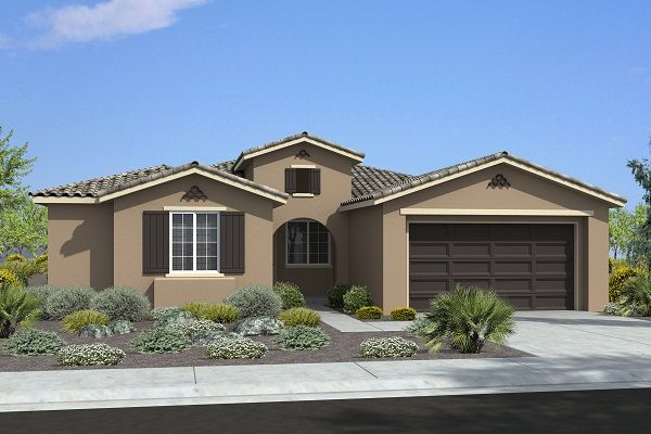 Exterior featured in the Residence 2282 By Legacy Homes in Kingman-Lake Havasu City, AZ