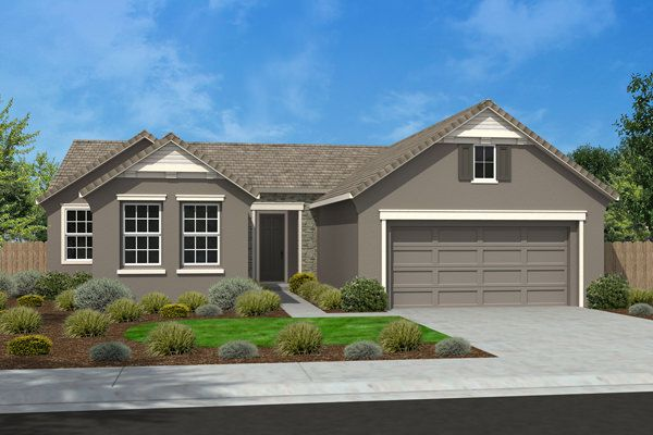 Exterior featured in the Residence 1818 By Legacy Homes in Merced, CA