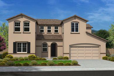 Residence 2525 Manzanita Livingston California Legacy Homes