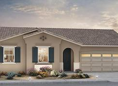 Residence 1870 - Amber ll: Victorville, California - Legacy Homes