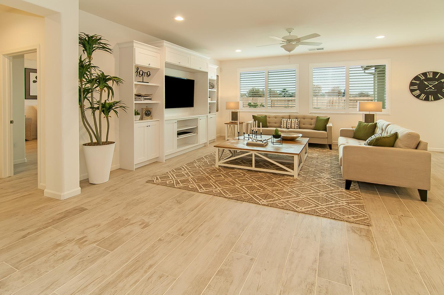Living Area featured in the Residence 1818 By Legacy Homes in Merced, CA