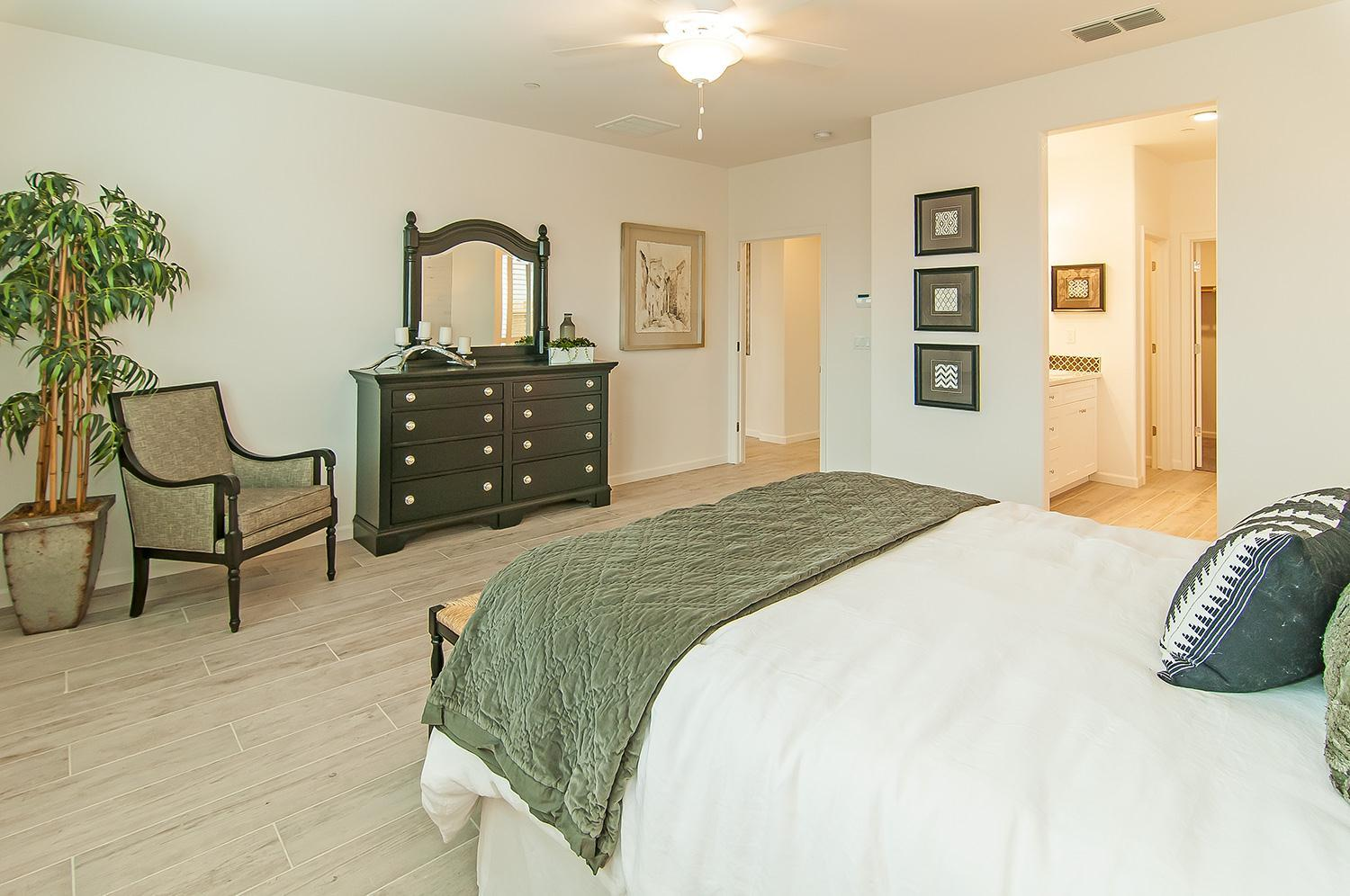 Bedroom featured in the Residence 1818 By Legacy Homes in Merced, CA
