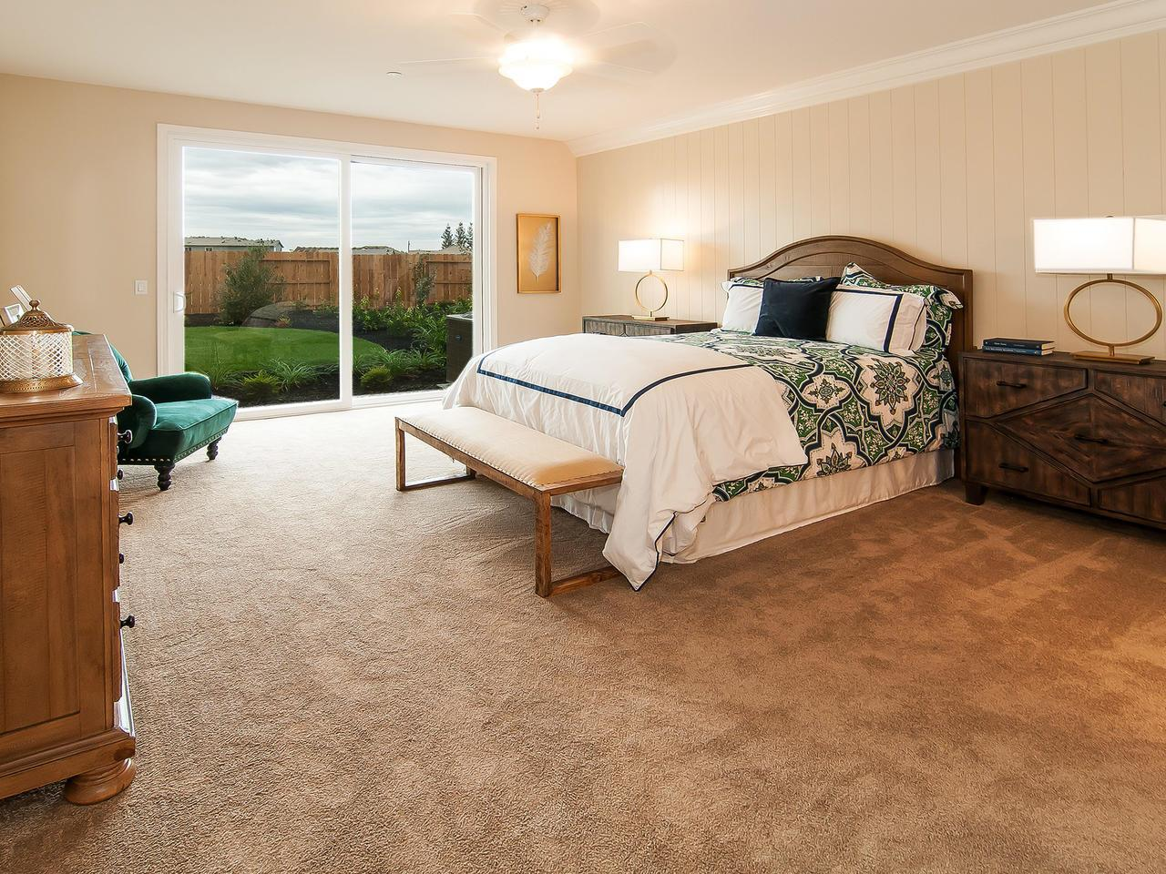 Bedroom featured in the Residence 2041 By Legacy Homes in Merced, CA
