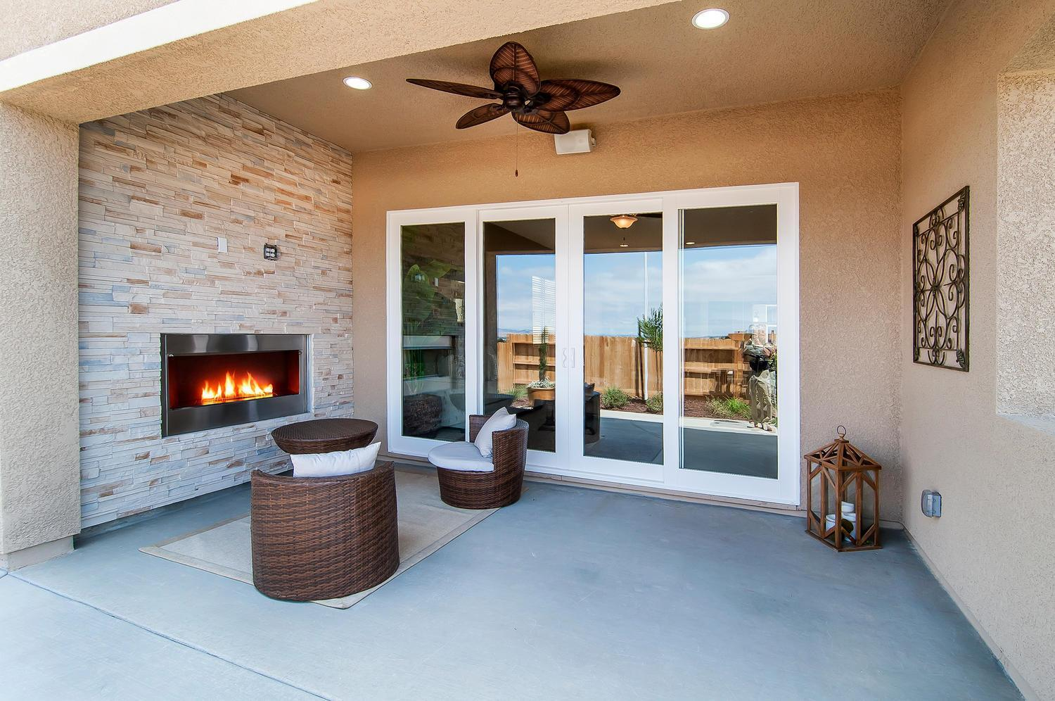 Exterior featured in the Residence 6 By Legacy Homes in Santa Cruz, CA