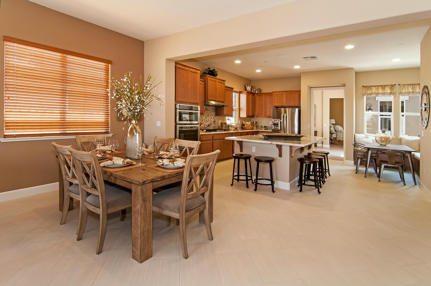 Living Area featured in the Residence 6 By Legacy Homes in Santa Cruz, CA
