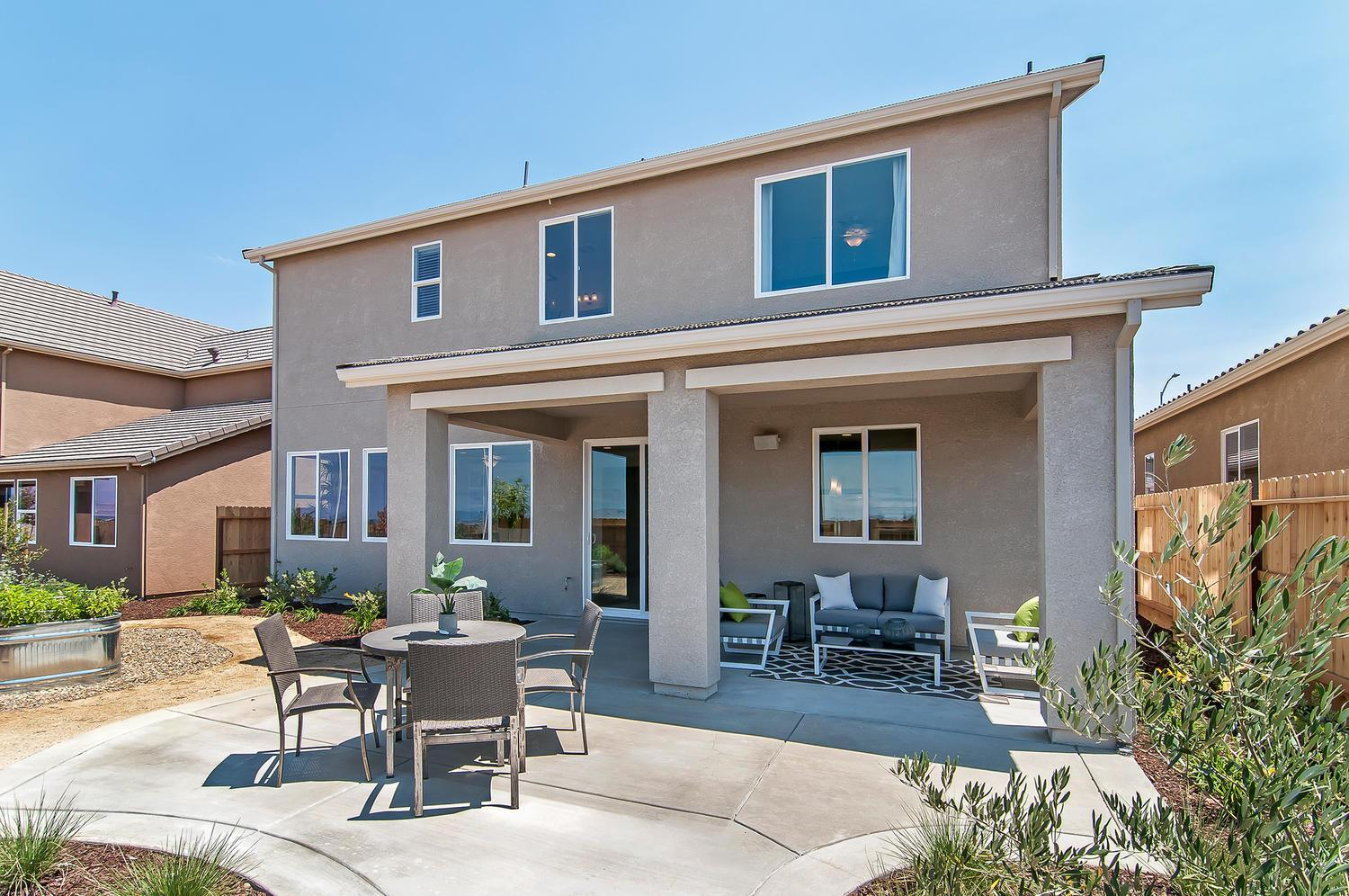Exterior featured in the Residence 4 By Legacy Homes in Santa Cruz, CA