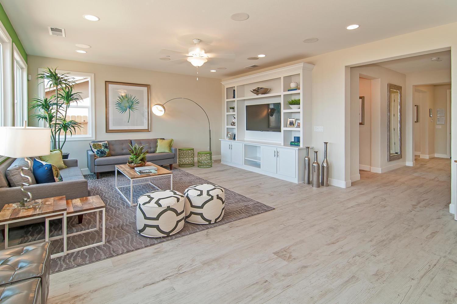 Living Area featured in the Residence 4 By Legacy Homes in Santa Cruz, CA