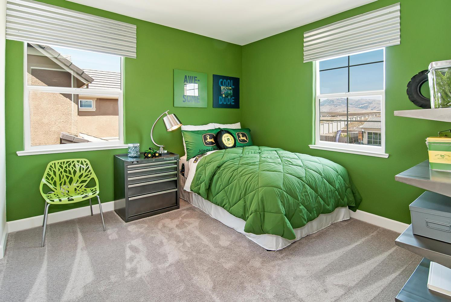Bedroom featured in the Residence 4 By Legacy Homes in Santa Cruz, CA