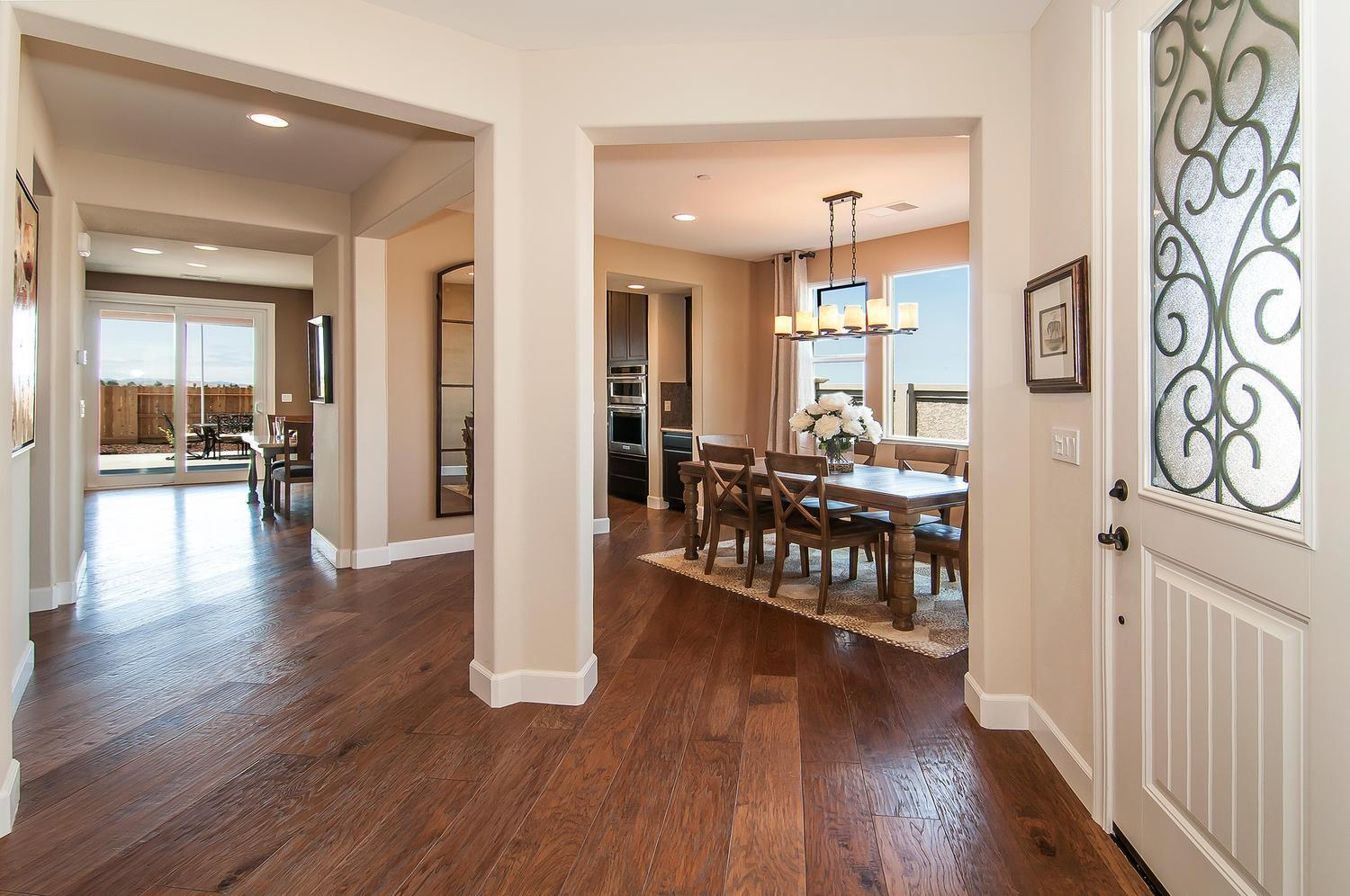 Living Area featured in the Residence 7 By Legacy Homes in Santa Cruz, CA