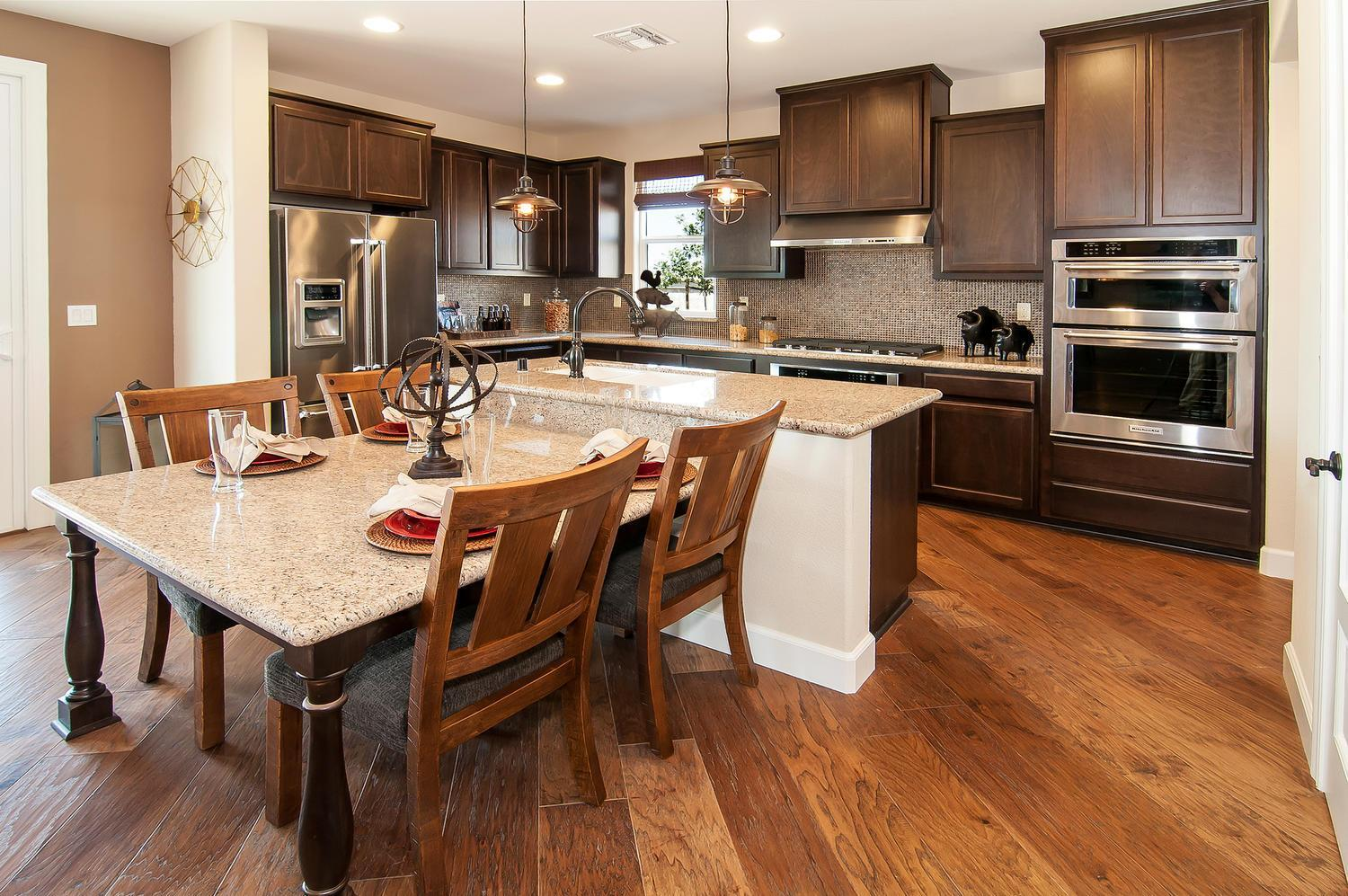 Kitchen featured in the Residence 7 By Legacy Homes in Santa Cruz, CA