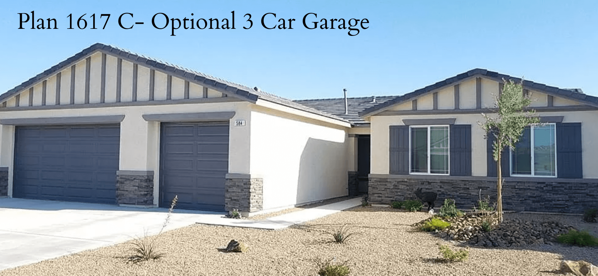 Exterior featured in the Residence 1617 By Legacy Homes in Kingman-Lake Havasu City, AZ